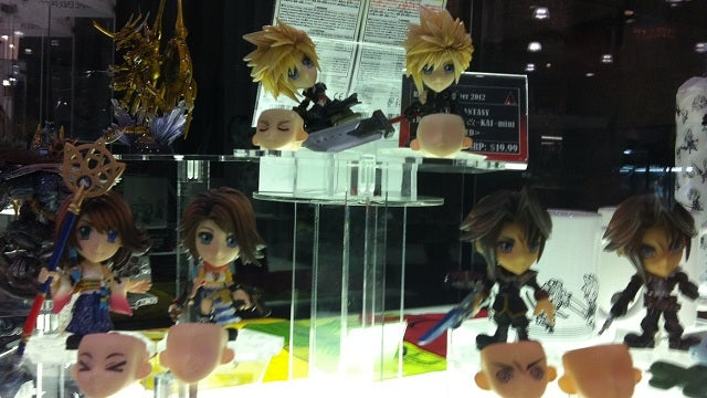These Chibi Final Fantasy Figures Are Absolutely Adorable