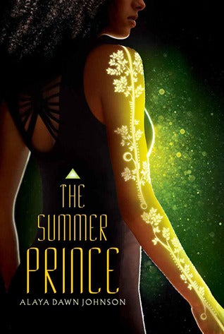 io9 Book Club Reminder: Meeting 5/7 to discuss The Summer Prince