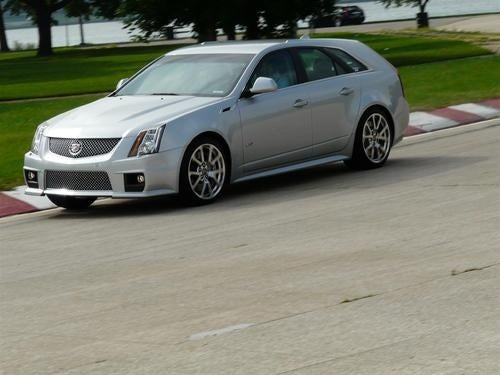 Cadillac CTS-V Wagon Pricing Starts At An Eminently Reasonable $62,990