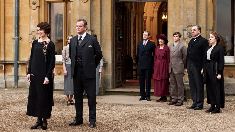 Downton Abbey Is Adding a Black Guy