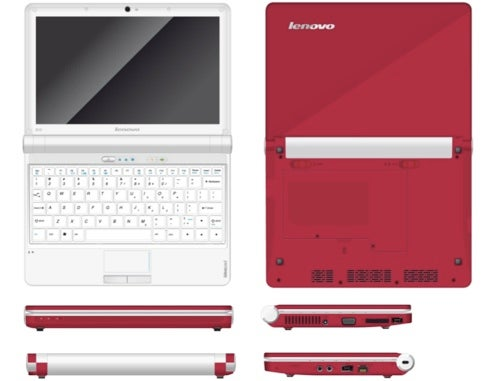 Lenovo's Ideapad S10 Ultra-Portable Notebook PC Officially Due in September