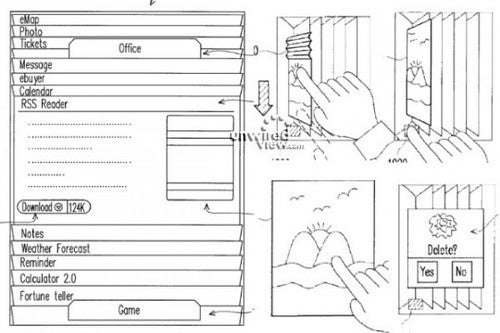 "HTC's ""Virtual Book"" UI Patent Could Be Sense UI's Successor"