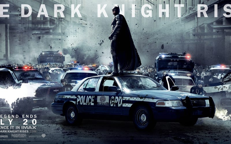 An exclusive Dark Knight Rises book chapter shows just why Gotham is easy pickings for Bane