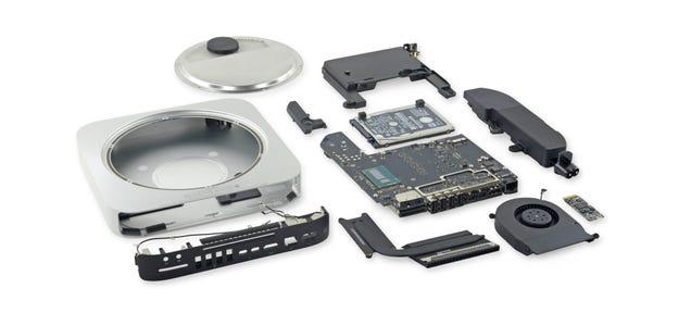 Mac Mini 2014 Teardown: Minor Tweaks and Major Upgrade Headaches
