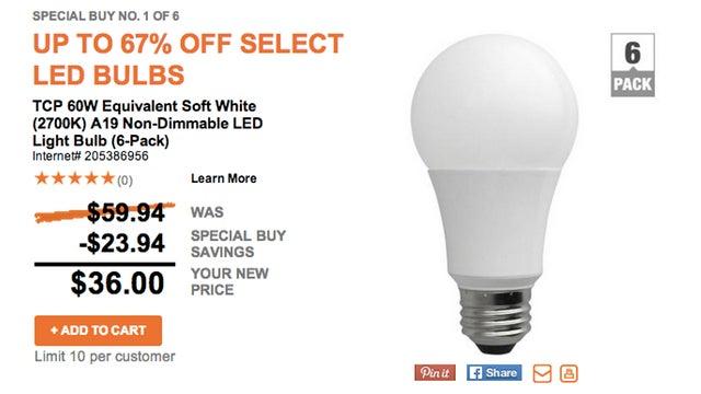 Deals: Fox Searchlight Box Set, LED Lighting, Channellock Bundle