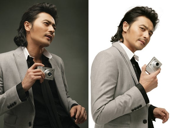 Samsung NV24HD HD Camera Has AMOLED Display and a Model with Great Hair