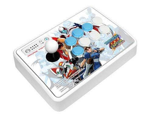 Tatsunoko Vs. Capcom Stick Now Available For Preorder