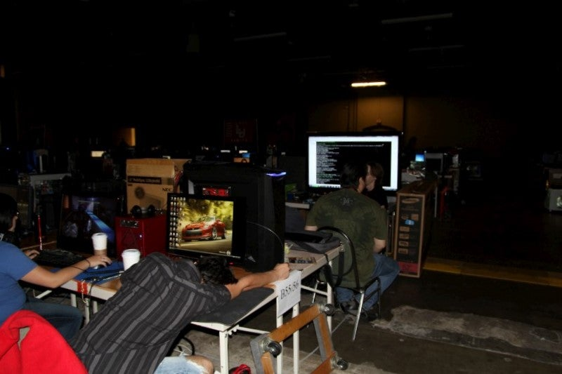 Any QuakeCon Photo Gallery Must Include Crazy Computers