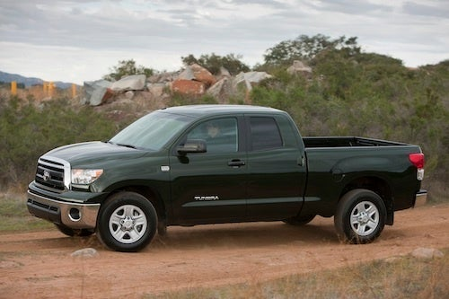 Toyota Announces HUGE 2010 Tundra Recall