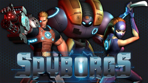 Spyborgs Review: Not-So-Heavy Metal
