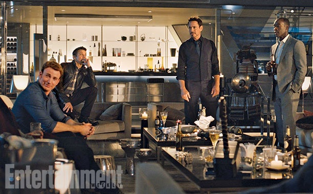 Marvel Roundup: Hints On Avengers 2, Agents Of SHIELD And Agent Carter!
