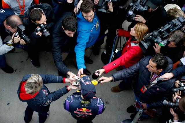 Jerez F1 testing gallery