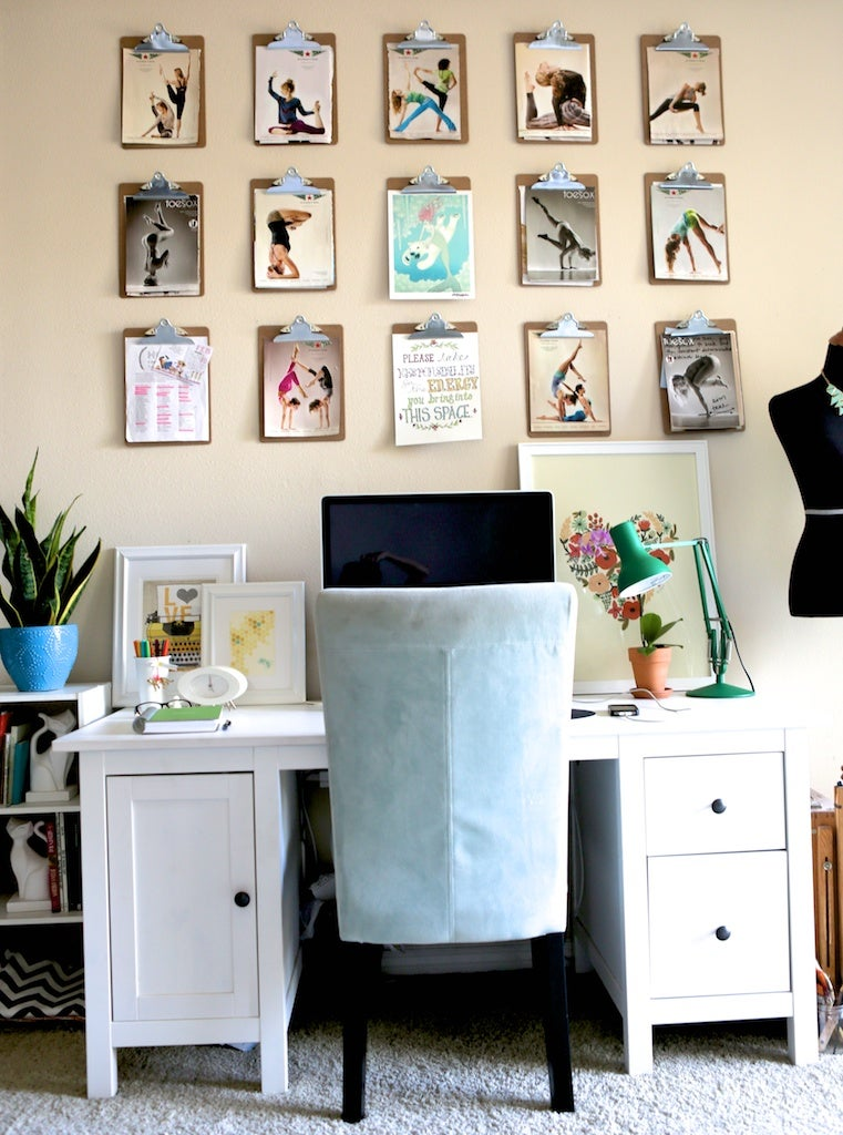 The His-and-Hers Workspace
