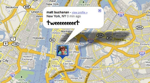 Native Twitter Location Data Means More Stalker Power With Every Tweet