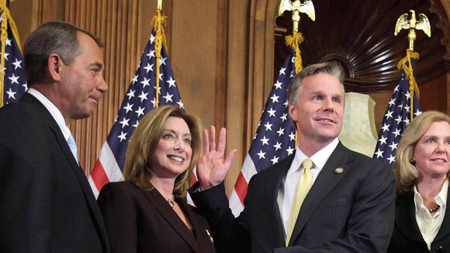 Craigslist Congressman Warned Teens About Dangers of the Internet