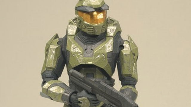 This Halo Toy Is Bringing Back The Graphics Of 2001