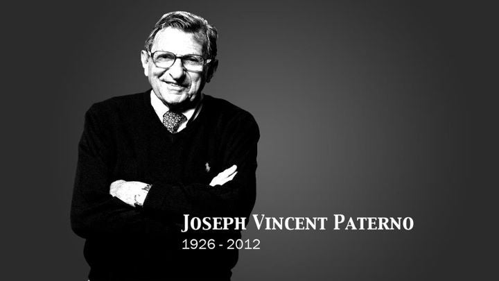 Joe Paterno Dies; Paterno Family Releases Statement