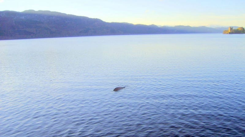 Monster hunter spent 26 years seeking the Loch Ness Monster. Here's his best photo of Nessie