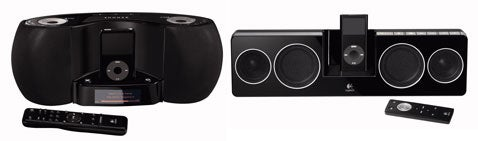 Logitech Unveils Pure-Fi Dream and Anywhere iPod Docks
