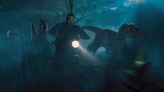 El experimento de <i>Jurassic World </i>huele a catástrofe cinematográfica