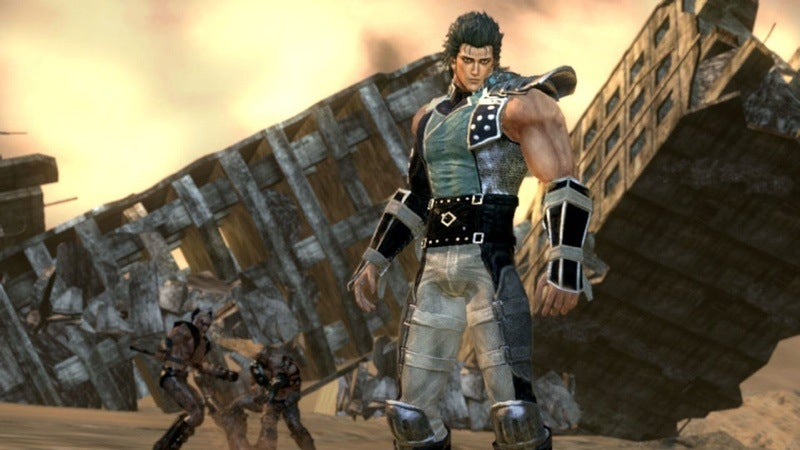 More Fist of the North Star Screens, Of Course Already Dead