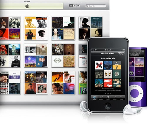 iTunes 9 What's New Gallery