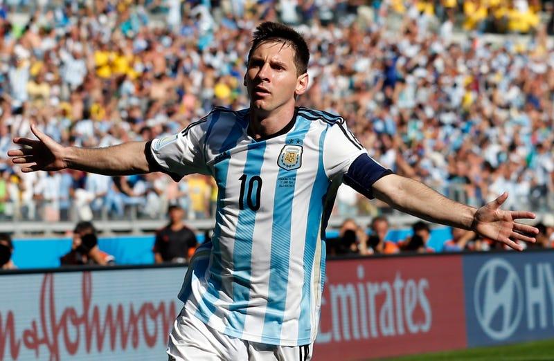 Iraq Insurgents Reportedly Praise Lionel Messi, Invite Him to Do Jihad