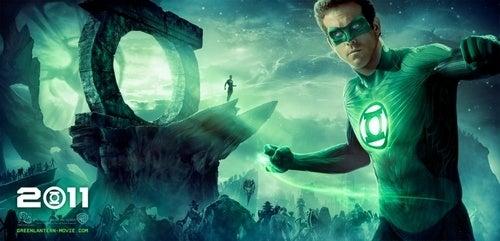Green Lantern photo
