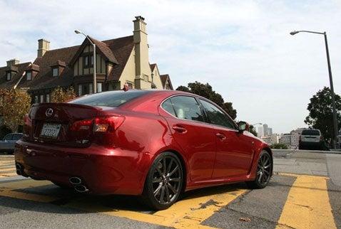 Lexus IS-F, Part 2