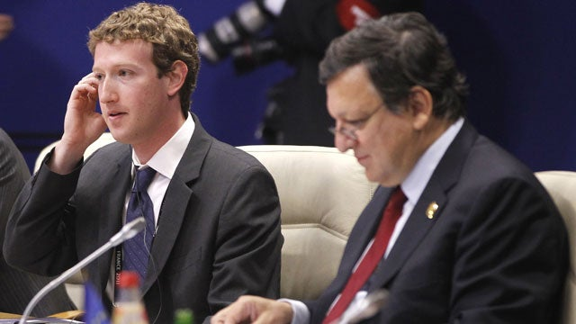 Congressmen Increasingly Pissed with Facebook