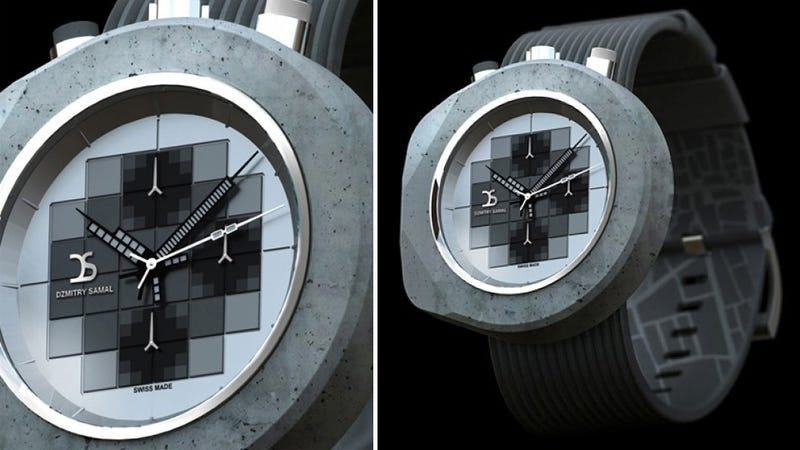 Concrete Watches Might Even Outlive Your Timex