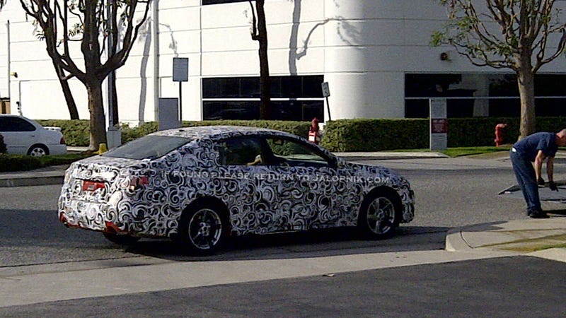 The 2013 Nissan Altima Looks Beefy