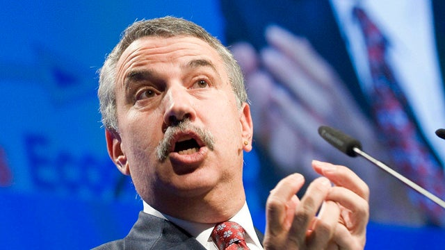 Uh Oh: Thomas Friedman Has a Golf-Themed Column