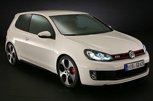 2009 VW Golf GTI Drops Ahead Of Paris