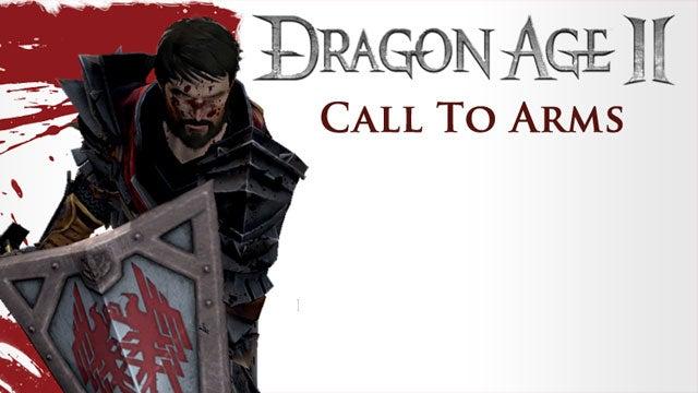 A Million Demo Downloads Unlocks Dragon Age II Prizes