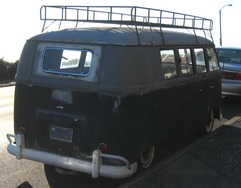 1959 Volkswagen Transporter