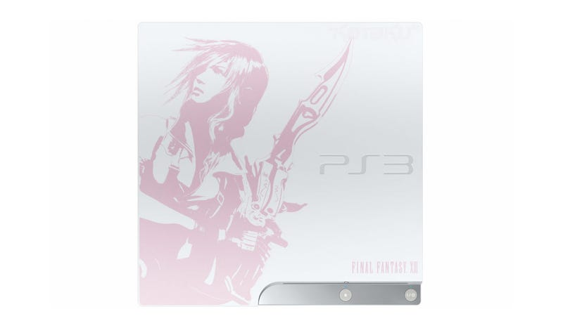 First Look At The Final Fantasy XIII PlayStation 3