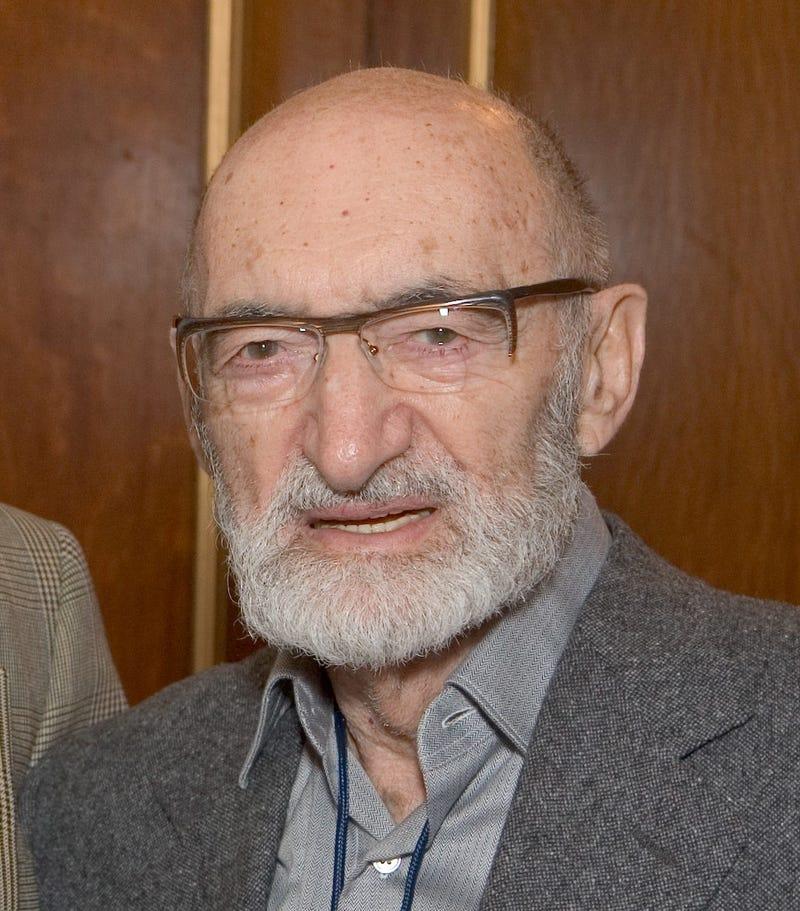 Today, Dr. Henry Morgentaler died.