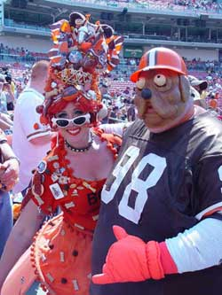 They Just Love The Browns To The Very End