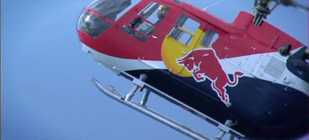 Watch this helicopter pilot doing some really wild acrobatics