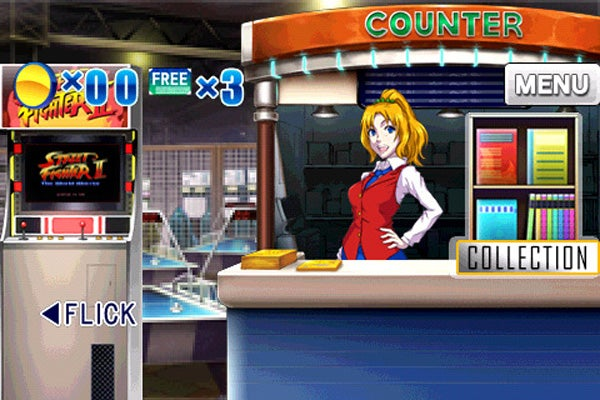 Capcom Turns Your iPhone Into An Arcade