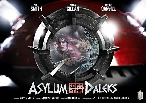 Doctor Who Episode Posters