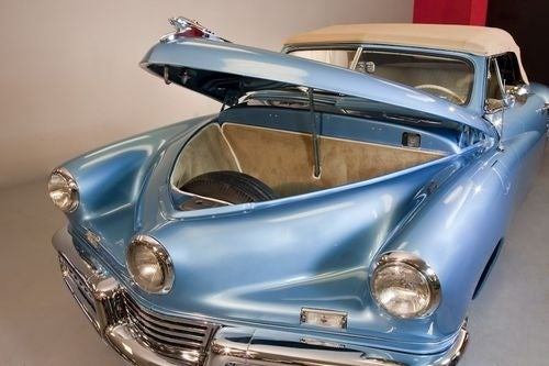 1948 Tucker Torpedo Convertible