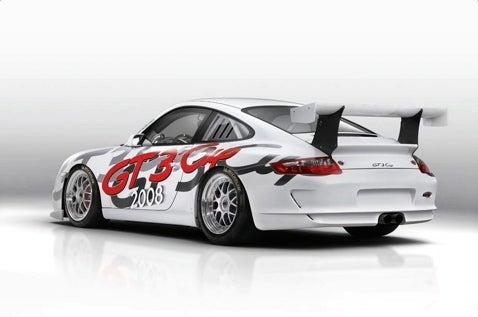 2008 Porsche 911 GT3 Cup