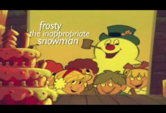 """Neil Patrick Harris Stars in """"The Inappropriate Snowman"""""""