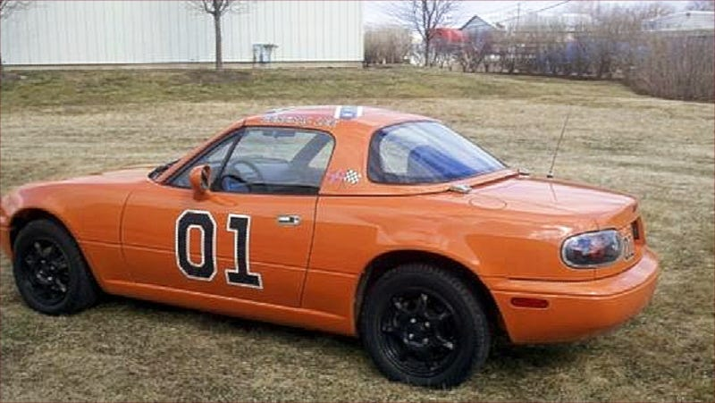 For $4,500, Duke It Out In This Miata