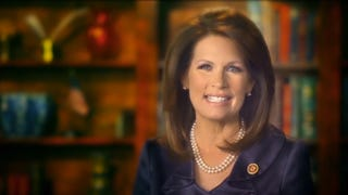 "Michele Bachmann: Gays Will ""Freely Prey on Little Children Sexually"""