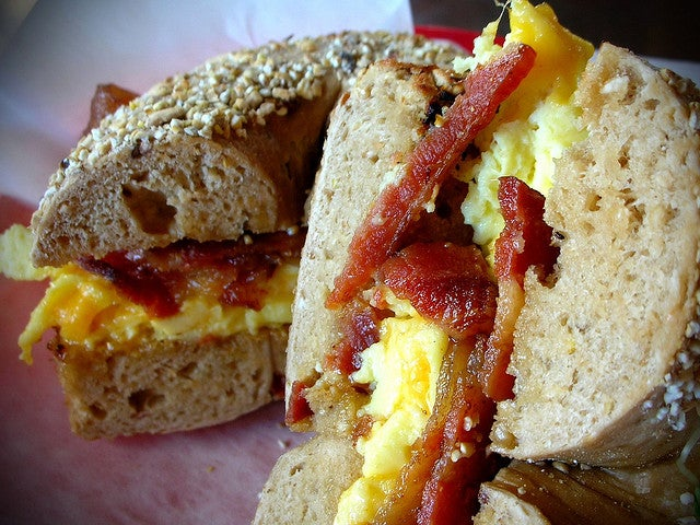 How Much Should a Bagel Sandwich Cost?