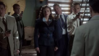"​Singular Focus: Secrets of <em>Agent Carter</em> episode ""Valediction"""