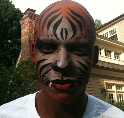Ray Allen Has The Eye Of The Tiger